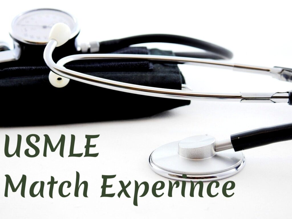 Profile image for USMLE Residency Match Experiences